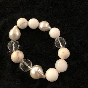 Chan Luu bracelet with semi precious stones!